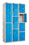 Squire Plastic Lockers