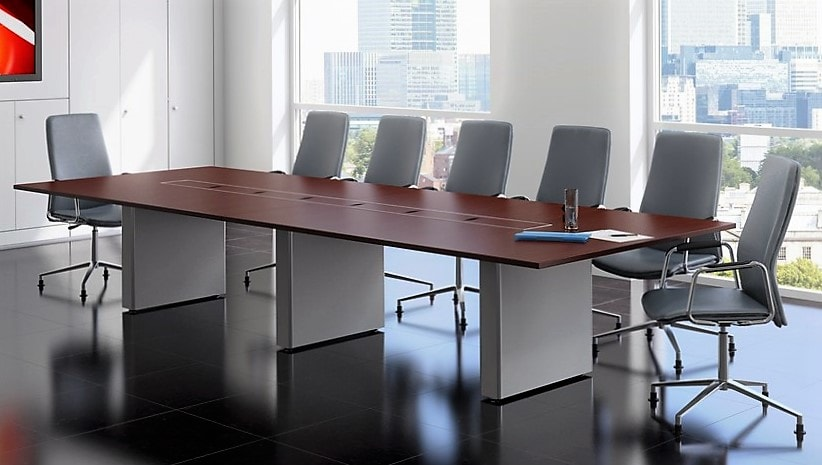 Centaur Box Base conference table