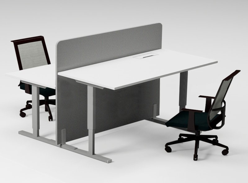 Delta T-Easy Height Adjustable Desks