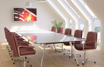 Lincoln Glass Conference tables