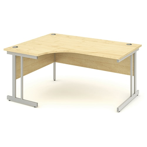 Pulse Crescent Cantilever Leg Workstations