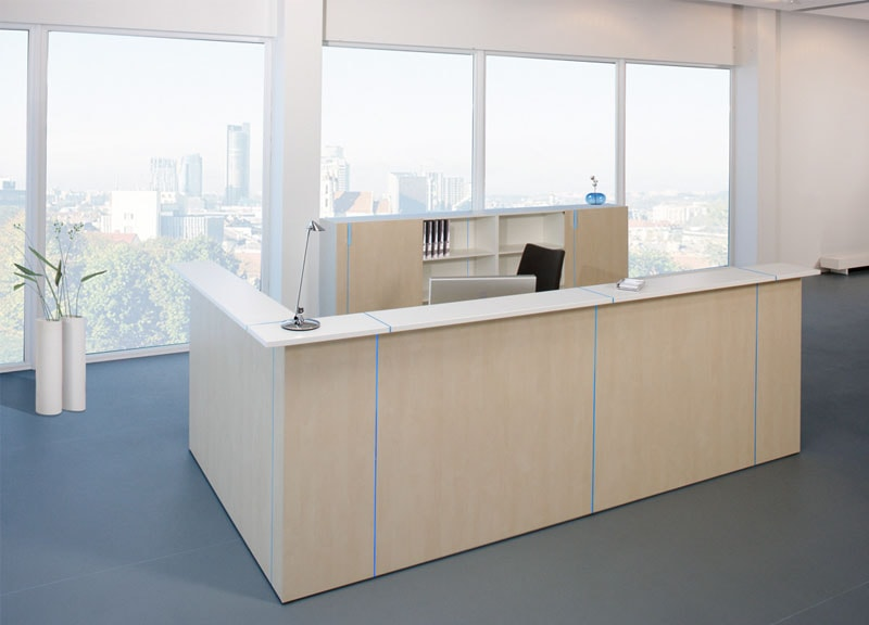 Nova Reception Desks