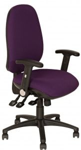 Athena Large Back Task Armchairs