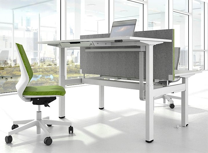 Latymer Electric Sit and Stand Workstations
