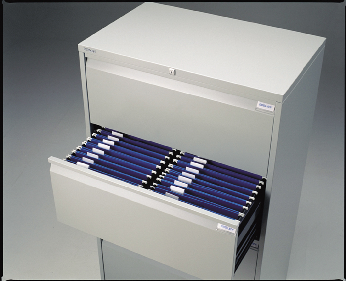 Bisley Side Filer Filing Cabinet