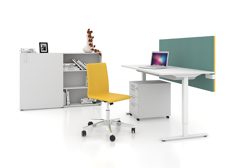 Delta Electric Sit and Stand Workstations