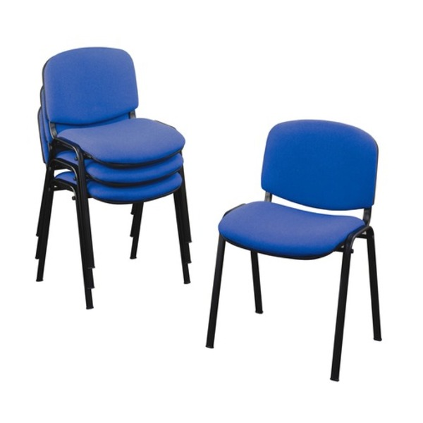 Meon stackable meeting conference chairs