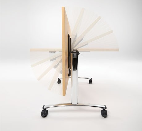 Illium Tilt top Flip Top & Folding Desks