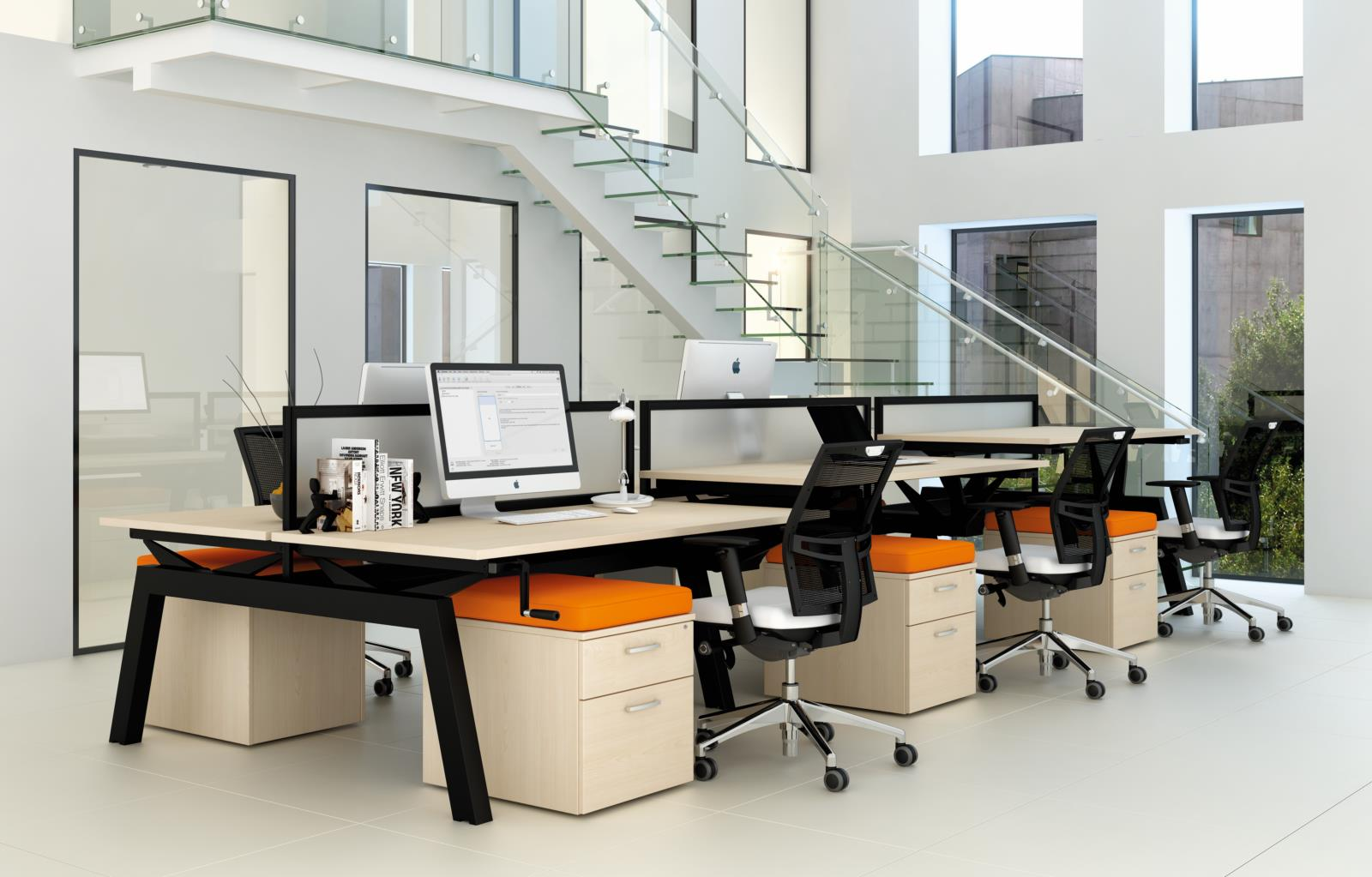 Zenith Elevate Sit and Stand Workstations