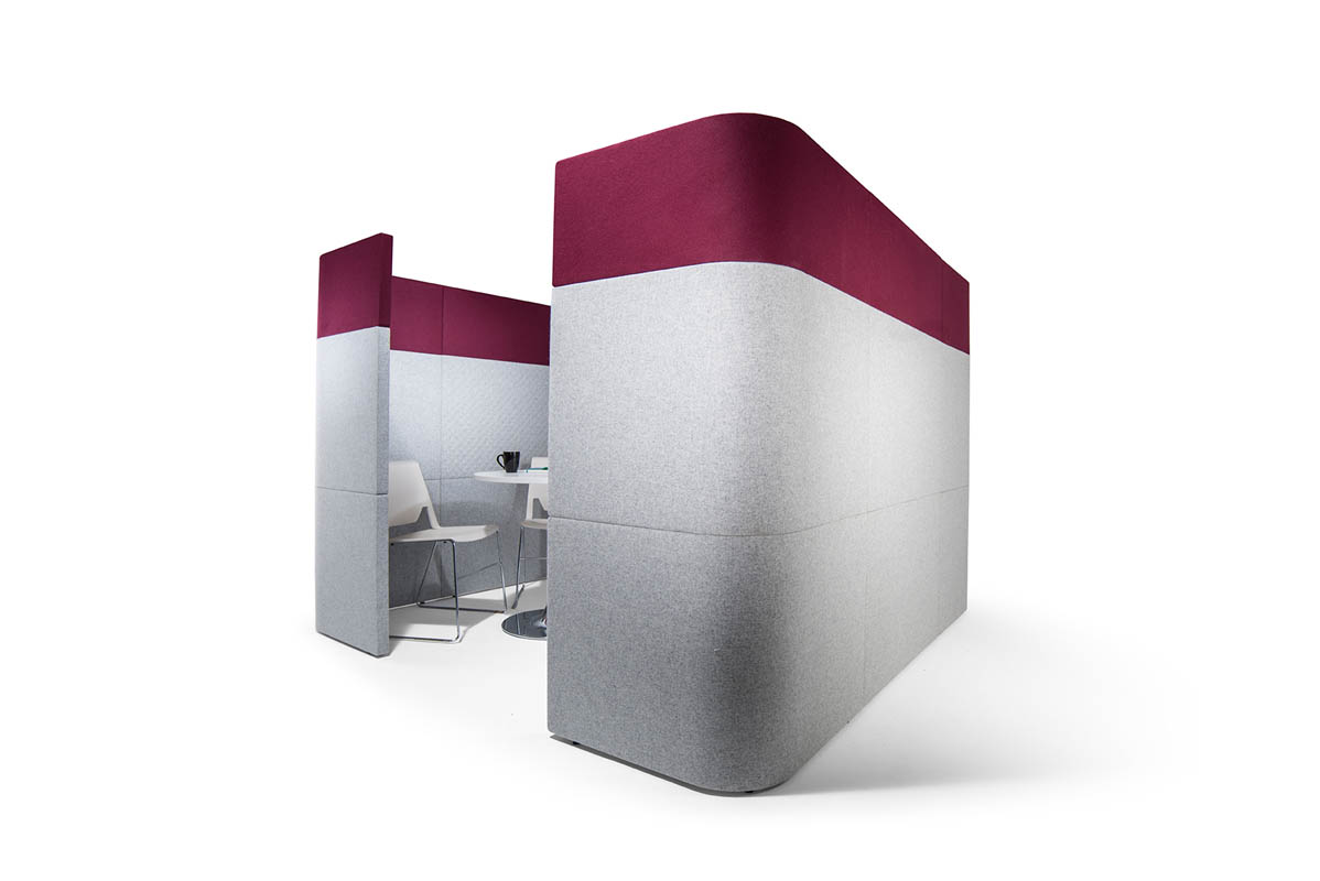 Q.S. Square Office Pods