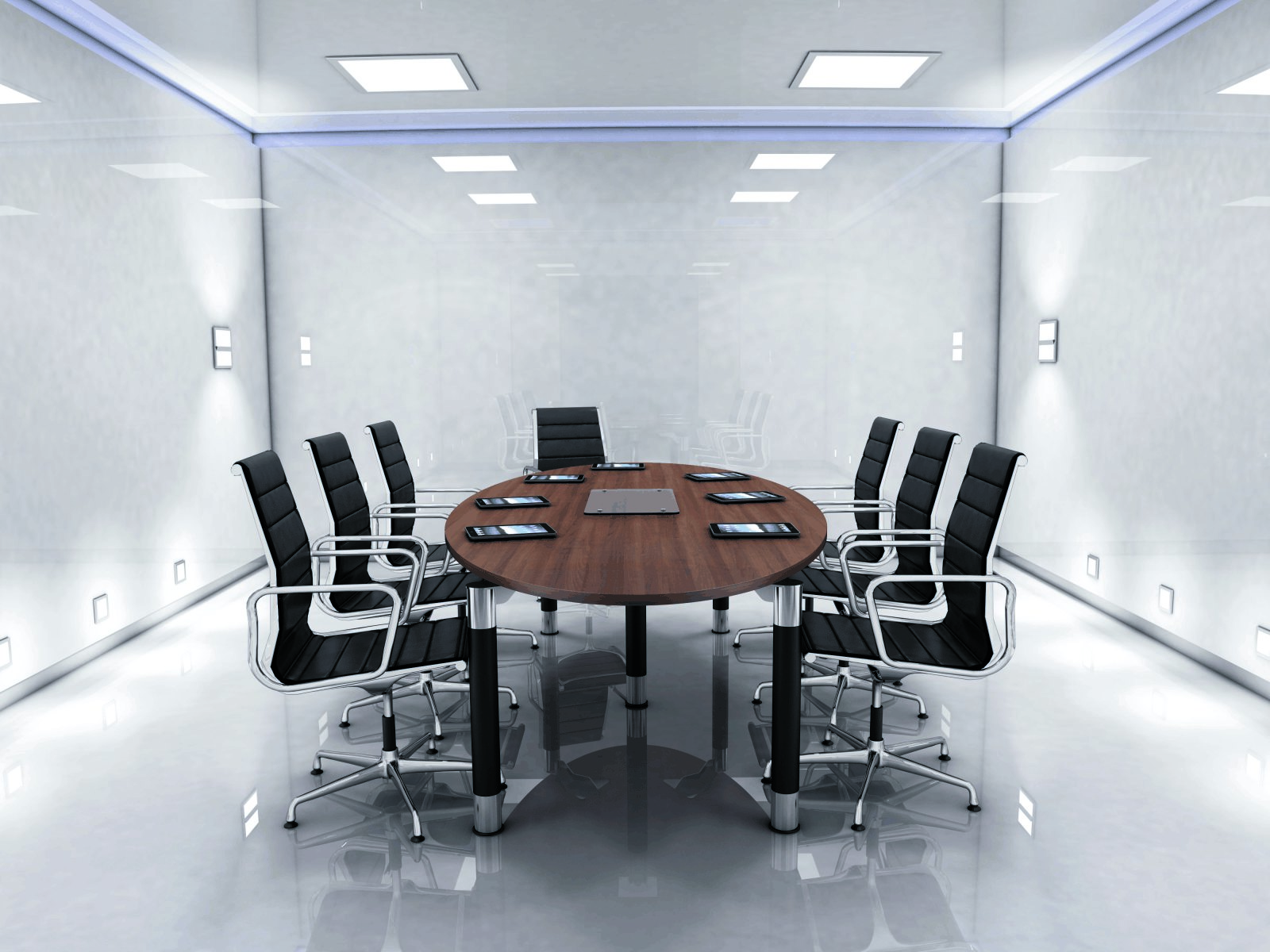 Reunion Clasic Solo boardroom table