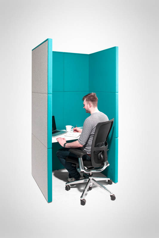 Telephone Booth office pod