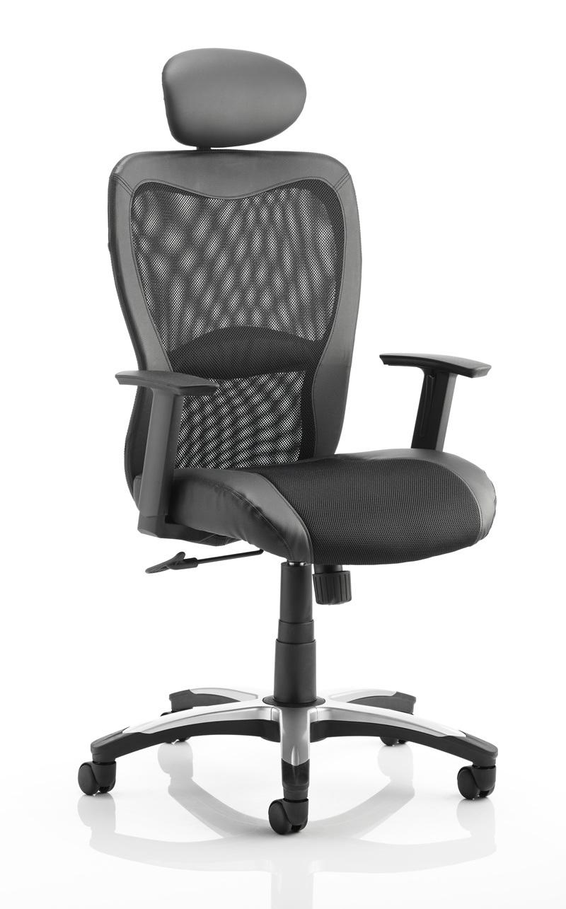 Victor Mesh High Back Executive Chairs