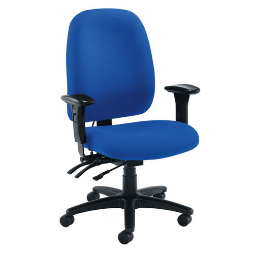 Likoni Posture Chair with Lumbar Pump