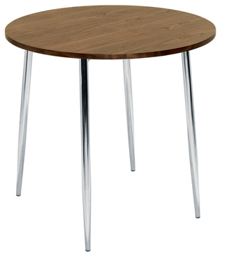 Elipse Circular cafe table