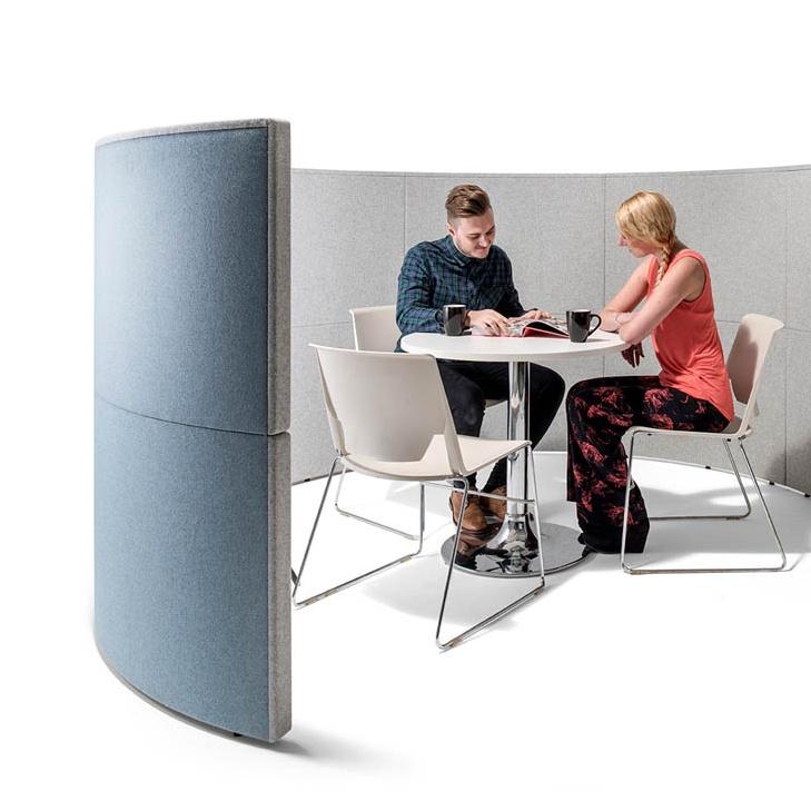 Half Circle Office Pod System