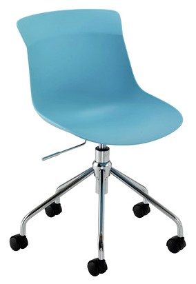 CT- 3 Spider Base cafe chair, stylish visitor chair.
